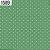 Tecido Círculo Poá VERDE FOLHA - 1589 - 0,50cmx1,50 Mts - Imagem 2
