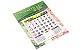 Calendário de Parede com bloco de calendário 250 unidades - Imagem 1
