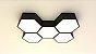 Plafon Hexa 45cm Aproveite - Imagem 1