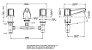 Misturador para Lavatório de Mesa Itapema Bella 00162160 Docol - Imagem 2