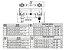 """Misturador para Banheira e Chuveiro DocolBase Soldável 3/4"""" 00131700  Docol - Imagem 2"""