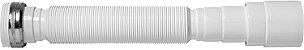 Sifão Tubo Extensivo Universal Branco Porca de Metal 30102 Blukit - Imagem 1