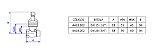 """Base Registro de Pressão MVS 1/2"""" 4416 102 Deca - Imagem 2"""