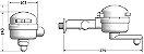 Torneira Elétrica Clean 3T 5500w 220v Lorenzetti - Imagem 3