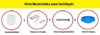 Bacia Convencional Amarilis Branca Fiori - Imagem 3