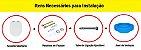 Bacia Convencional Prímula Plus Branca Fiori - Imagem 3