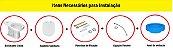 Caixa Acoplada Prímula Plus Eco System Branca Fiori - Imagem 4