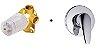 Misturador Monocomando de Chuveiro 2993 Civic Fabrimar - Imagem 2
