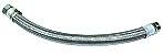 """Flexível de Aço Inox 1"""" x 50cm Rowa  - Imagem 1"""
