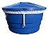 Tela de Proteção Poliéster para Caixa D'água 250L Redonda KLC - Imagem 2
