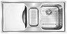 Cuba Smart  SRX670 Com Acessórios 100X50  Ref.14872 Franke - Imagem 1