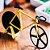 Cortador de Pizza Formato de Bicicleta - Imagem 3