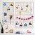 Memory Board Fotos Diversas Cores Aramado 80x40cm - Imagem 1