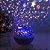 Projetor Luminária Abajur Estrelas Galaxy 360º Star Master - Imagem 1