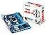 Placa Mãe Gigabyte Ga-h61m-s1 Ddr3 Socket Lga 1155 Intel - Imagem 1