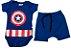Conjunto capitão américa - Imagem 1