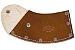 Bainha de Couro proteção lâmina exclusiva para Machado Wenzel 3,5 (normal)  - Imagem 7