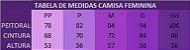 CAMISA ELITE FEMININO CAMUFLADA MARSALA ML - Imagem 3