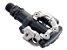 Pedal MTB Shimano M520  - Imagem 1