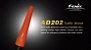 Difusor Fenix Para Lanternas Com Cabeça De 34mm - Imagem 1