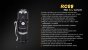 Lanterna Recarregável Fenix RC09 550 Lumens - Imagem 9