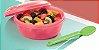 Tupperware Marmitup Snack 600ml + Colher - Imagem 1