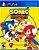 Sonic Mania Plus - Playstation 4 - Imagem 1