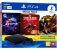 PlayStation 4 Slim 1TB Bundle com 3 jogos ( Dreams, Marvel Spider Man, Infamous Second Son ) - Imagem 1