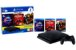 PlayStation 4 Slim 1TB Bundle com 3 jogos ( Dreams, Marvel Spider Man, Infamous Second Son ) - Imagem 2
