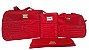 Bolsa Saída Maternidade Bebê Vermelha Kit - Imagem 1