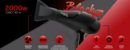 Secador De Cabelo Black Ion  2000w Taiff 220v - Imagem 4