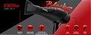 Secador De Cabelo Black Ion 2000w Taiff 110v +Difusor Curves - Imagem 5