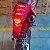 Kit Plastico Crf250f F21 Vermelho Sólido Amx  - Imagem 6
