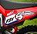 Kit Plastico Crf250f F21 Vermelho Sólido Amx  - Imagem 5