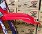Kit Plastico Crf250f F21 Vermelho Sólido Amx  - Imagem 4