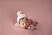 Manta Stretch - Rosa Bebê - Imagem 1