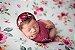 Manta Estampada - Floral Rosa - Imagem 3