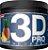 3D PRO WORKOUT 200G ABACAXI - Imagem 1