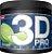 3D PRO WORKOUT 200G LIMAO - Imagem 1