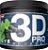 3D PRO WORKOUT 200G UVA - Imagem 1