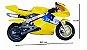 SUPER MINI MOTO GP NINJA 49cc - MODELO DE EXPOSIÇÃO - Imagem 3