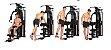 Estação de Musculação com 70kg - DSR - Imagem 6