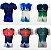 Kit 5 Camisetas Malha Fria Calvin Klein - Imagem 4