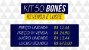 Kit com 50 Bonés Masculinos Marcas - Oferta! - Imagem 2