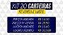 Kit 20 Carteiras Masculina de Couro - Promoção - Imagem 2