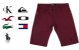 Kit com 05 Bermudas de Sarja masculina - marcas Famosas - Imagem 8