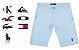 Kit com 05 Bermudas de Sarja masculina - marcas Famosas - Imagem 4