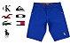 Kit com 05 Bermudas de Sarja masculina - marcas Famosas - Imagem 3