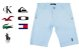 Kit com 03 Bermudas de Sarja masculina - marcas Famosas - Imagem 4