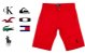 Kit com 03 Bermudas de Sarja masculina - marcas Famosas - Imagem 7